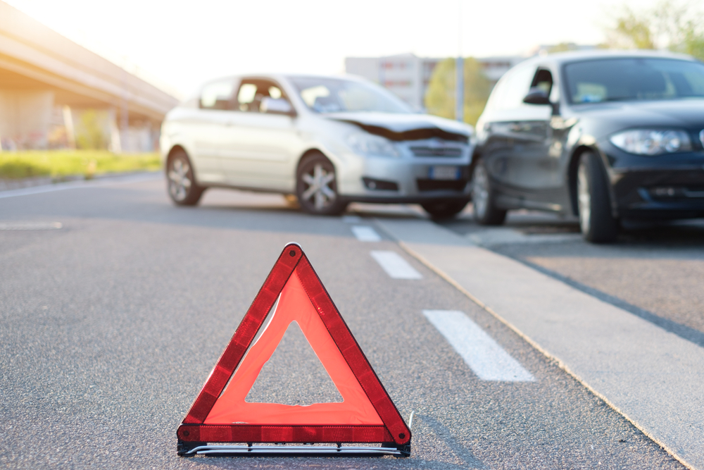 no-injury car accident