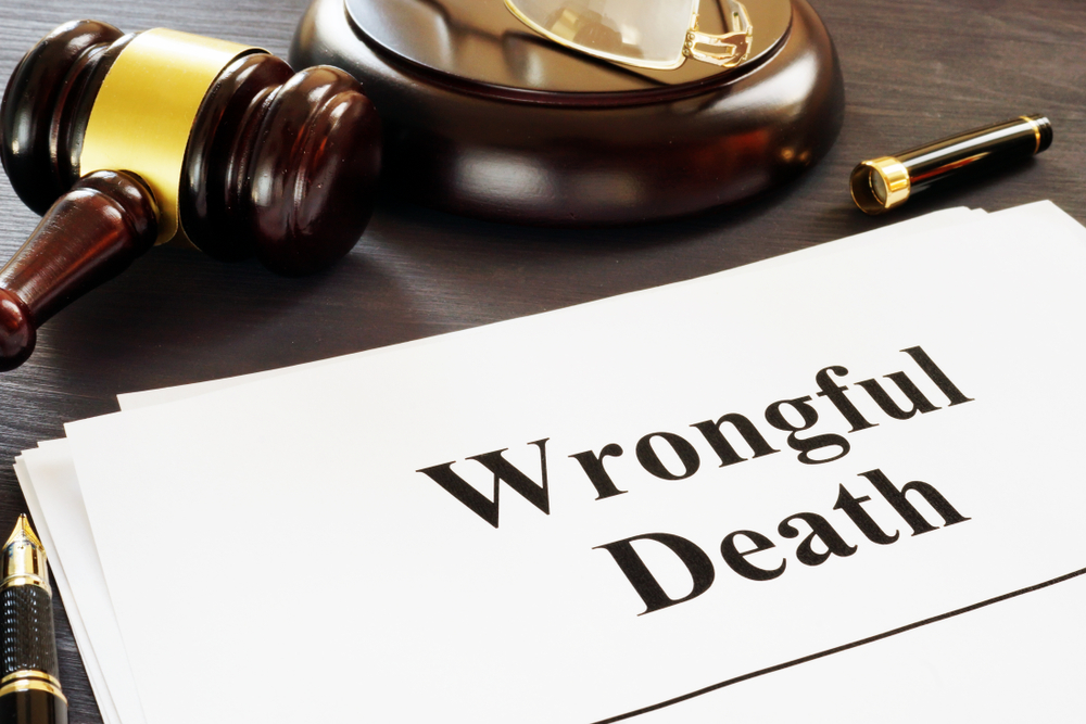 wrongful death case arizona